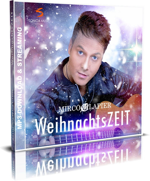 "Single Mirco Clapier ""WeihnachtsZEIT"" - Pop Schlager - Download & Streaming"
